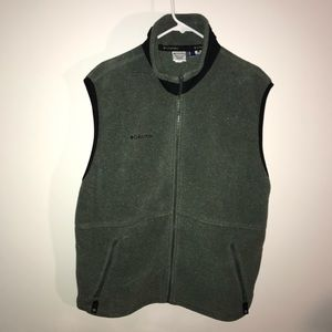 COLUMBIA Men's Fleece Vest